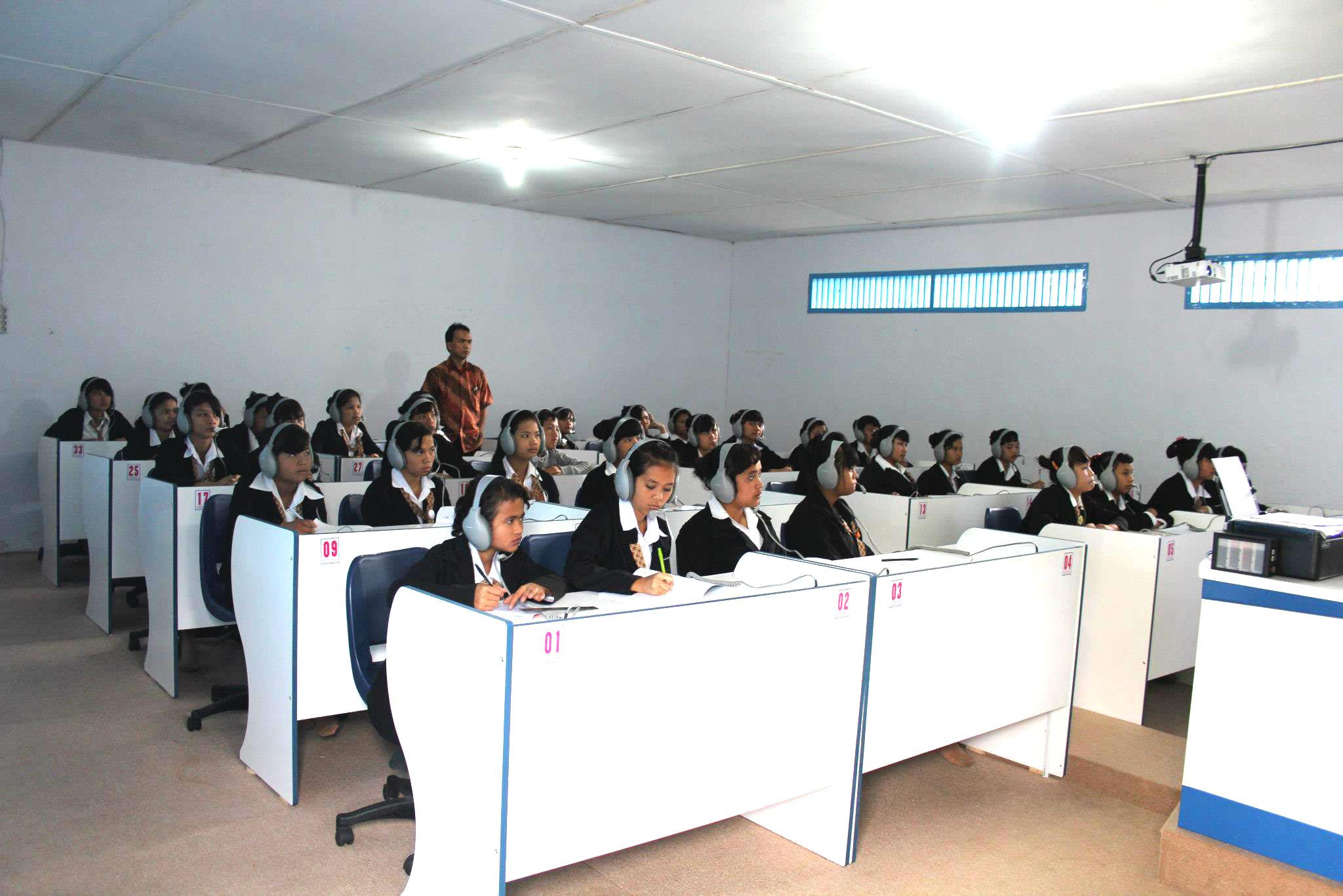 Lab. Bahasa Inggris